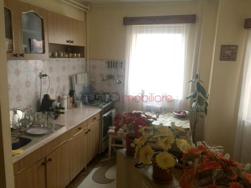 Apartment 2 rooms for  sell in Cluj Napoca, Marasti ID 4481
