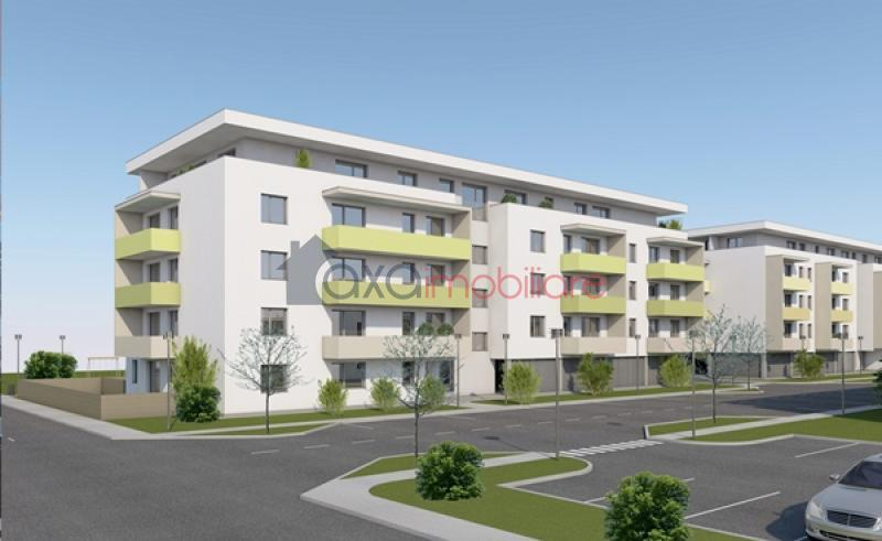Apartment 2 rooms for  sell in Cluj Napoca, SOMESENI ID 4501