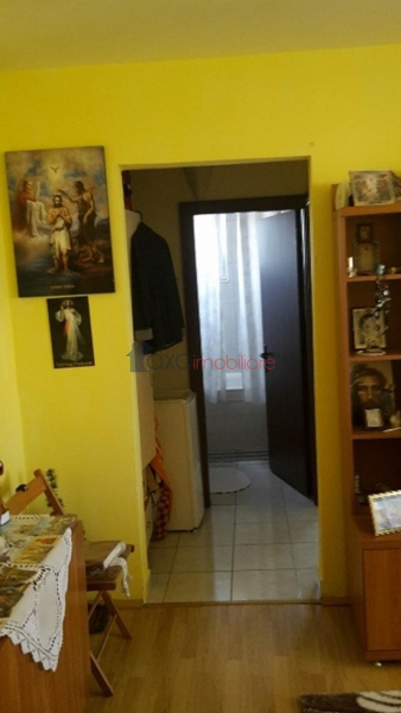 Apartment 2 rooms for  sell in Cluj Napoca, Gheorgheni ID 4735