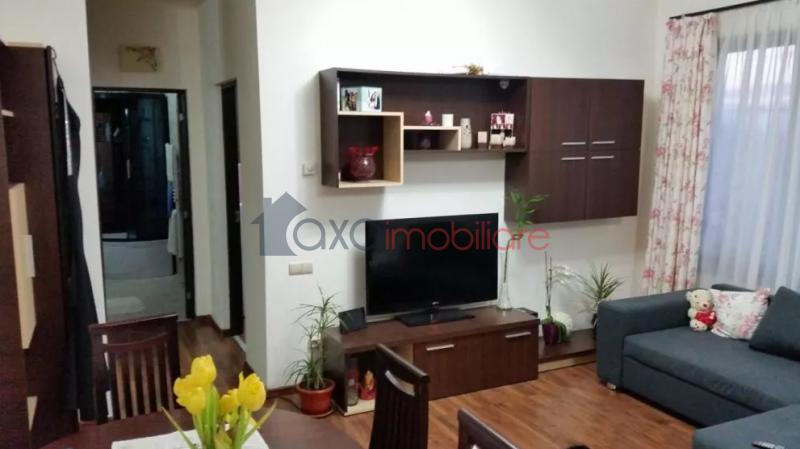 Apartment 2 rooms for  sell in Cluj Napoca, Dambul Rotund ID 5045