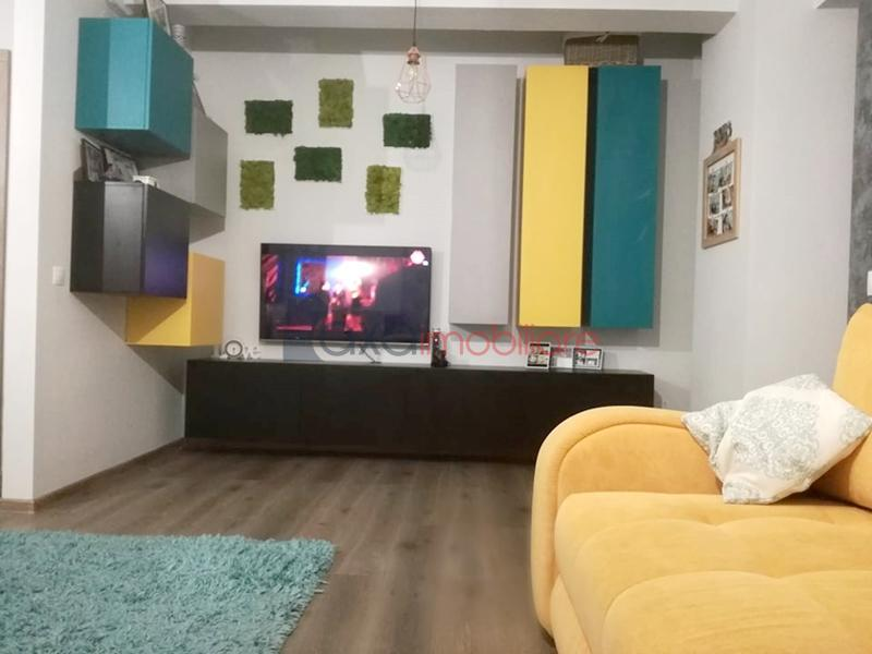 Apartment 2 rooms for  sell in Cluj Napoca, Marasti ID 5109