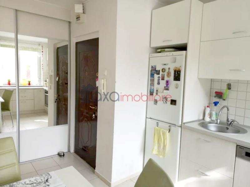 Apartment 2 rooms for  sell in Cluj Napoca, Grigorescu ID 5155