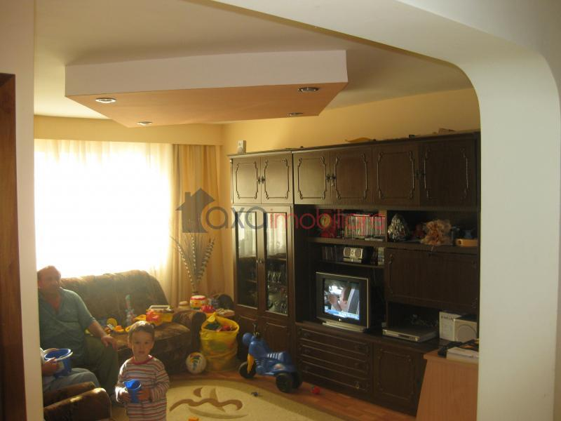 Apartment 3 rooms for  sell in Cluj Napoca, Manastur ID 1020