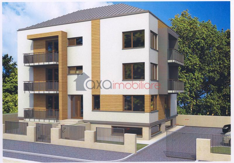 Apartment 2 rooms for  sell in Cluj Napoca, Manastur ID 1800