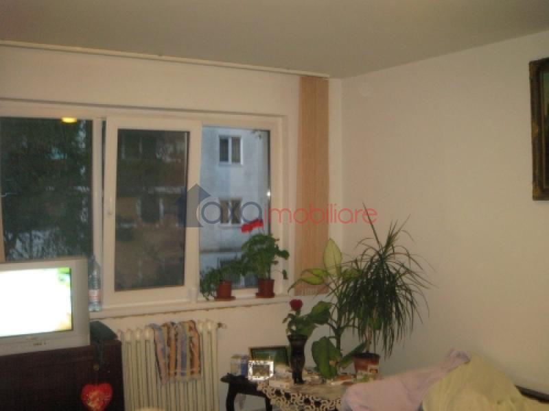 Apartment 3 rooms for  sell in Cluj Napoca, Manastur ID 509