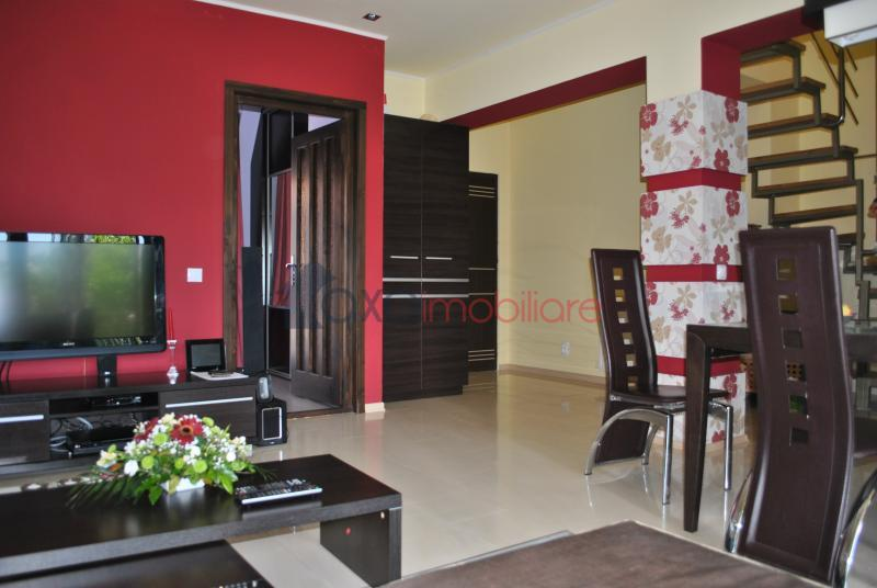 Apartment 3 rooms for  sell in Cluj Napoca, Manastur ID 2217