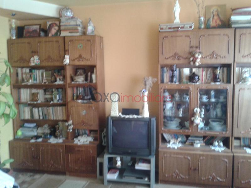 Apartment 3 rooms for  sell in Cluj Napoca, Manastur ID 2299