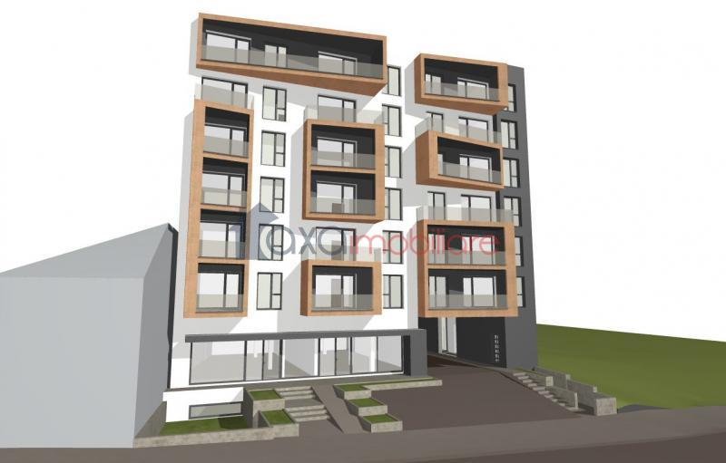Apartment 2 rooms for  sell in Cluj Napoca, Centru ID 2430