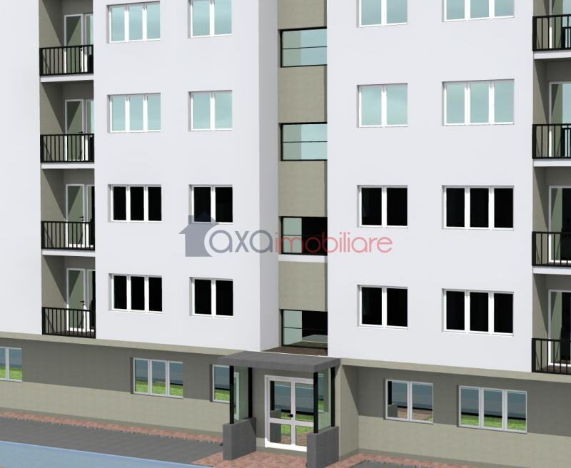 Apartment 3 rooms for  sell in Cluj Napoca, Intre Lacuri ID 2489