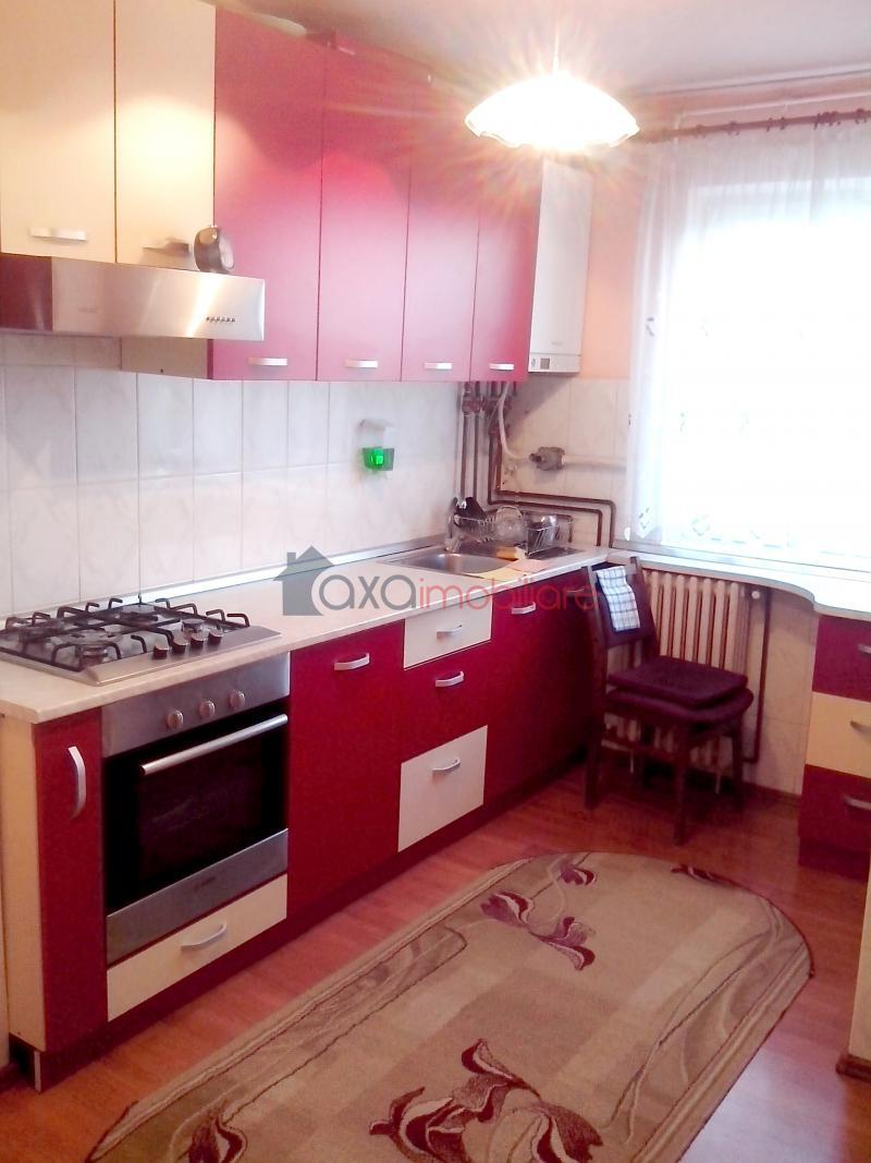 Apartment 3 rooms for  sell in Cluj-napoca, Manastur ID 2602