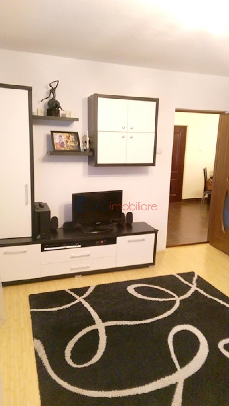 Apartment 3 rooms for  sell in Cluj Napoca, Manastur ID 2821
