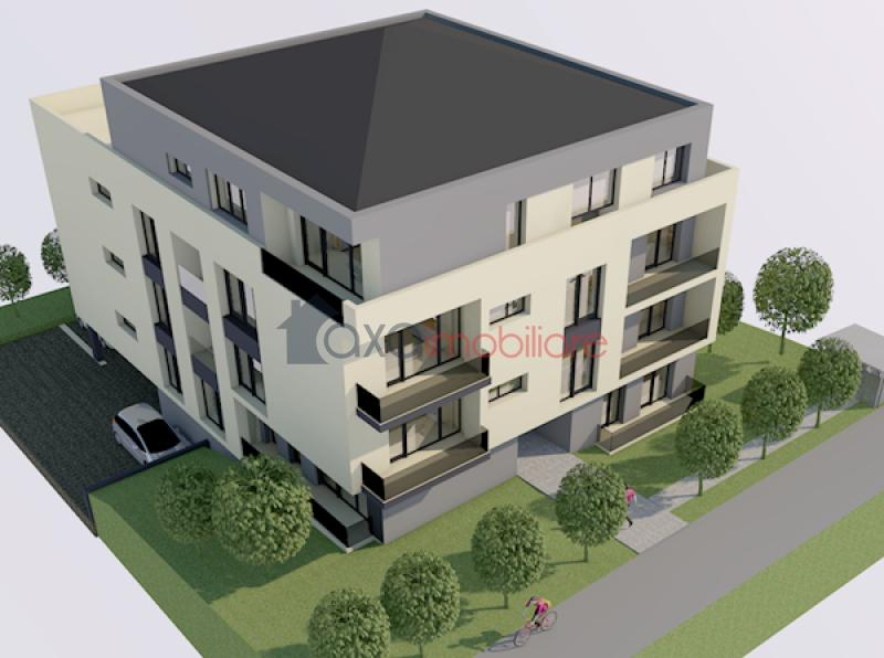 Apartment 2 rooms for  sell in Cluj-napoca, Gheorgheni ID 3075