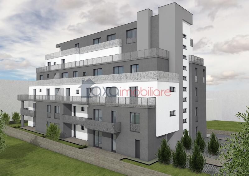 Apartment 3 rooms for  sell in Cluj Napoca, Gradini Manastur ID 3130