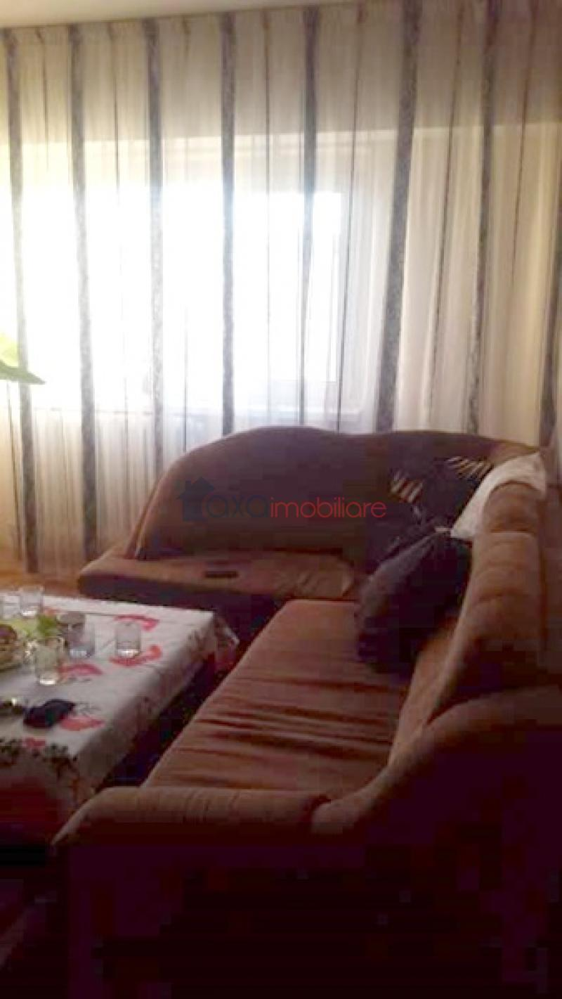 Apartment 3 rooms for  sell in Cluj-napoca, Marasti ID 3143