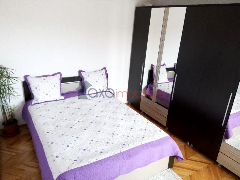 Apartment 3 rooms for  sell in Cluj-napoca, Manastur ID 3402