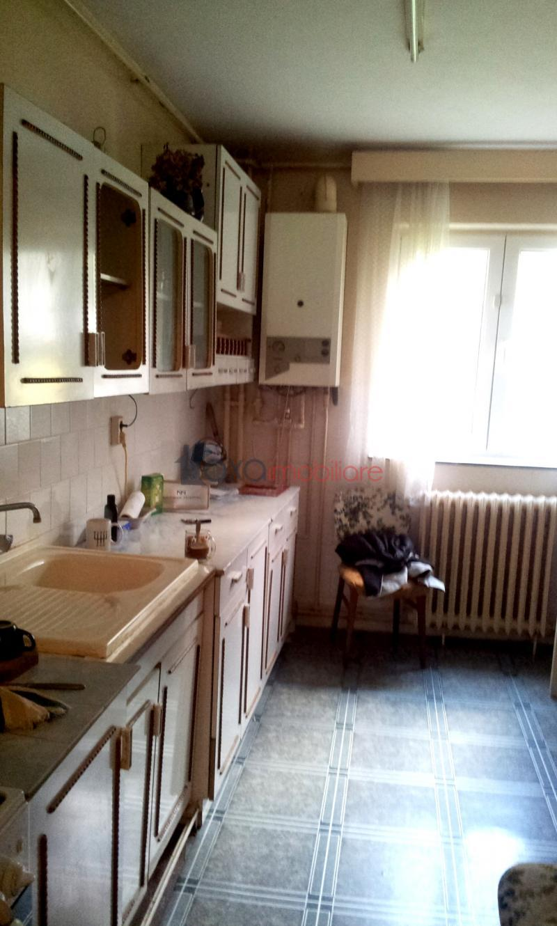 Apartment 3 rooms for  sell in Cluj Napoca, Manastur ID 3432