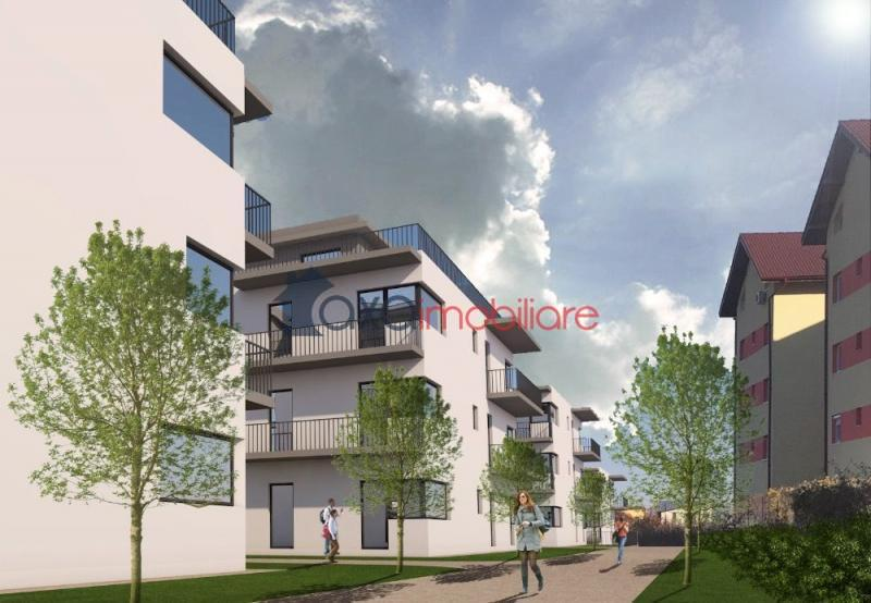 Apartment 3 rooms for  sell in Cluj-napoca, Europa ID 3840