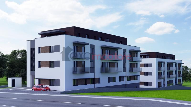 Apartment 2 rooms for  sell in Cluj Napoca, Zorilor ID 3898
