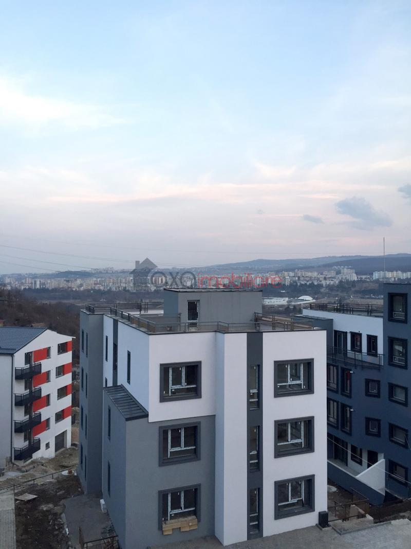 Apartment 3 rooms for  sell in Cluj Napoca, Grigorescu ID 3993