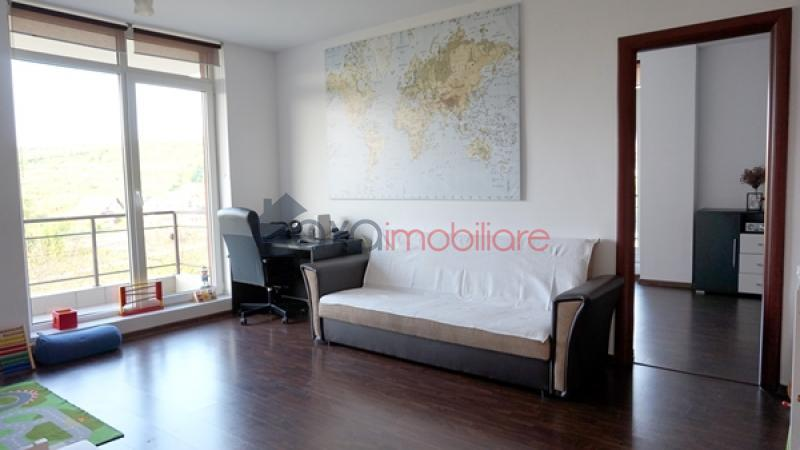 Apartment 2 rooms for  sell in Cluj-napoca, Borhanci ID 4143