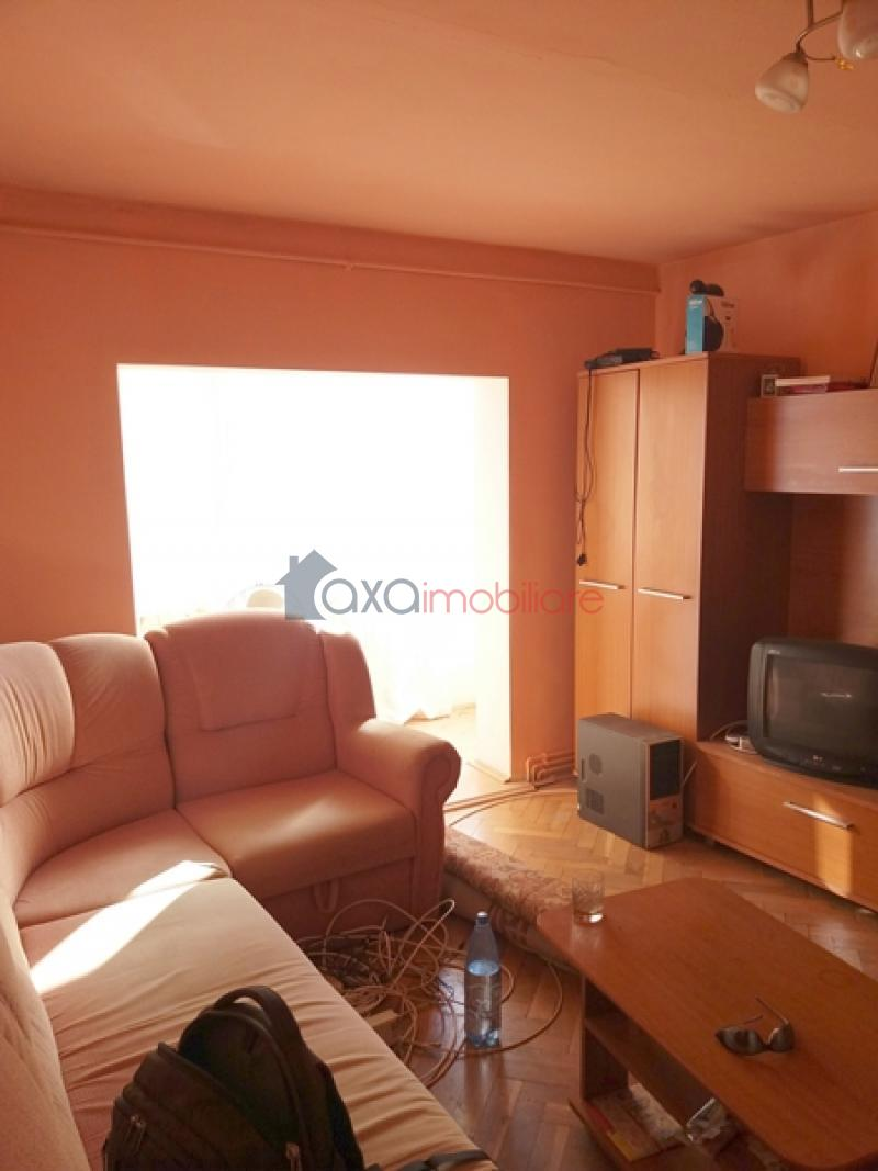 Apartment 2 rooms for  sell in Cluj-napoca, Gheorgheni ID 4348