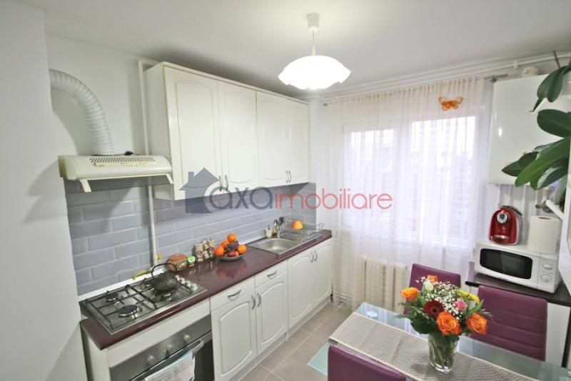 Apartment 2 rooms for  sell in Cluj Napoca, Manastur ID 4785