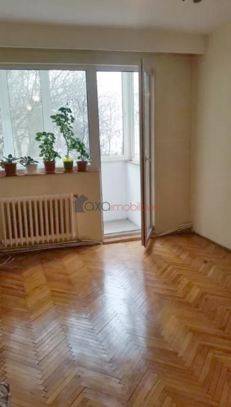 Apartment 2 rooms for  sell in Cluj Napoca, Manastur ID 4865