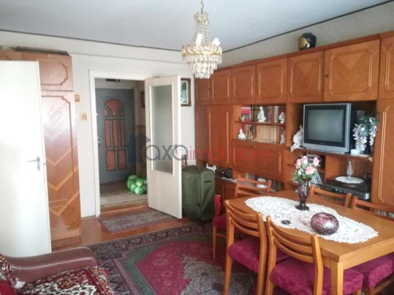 Apartment 2 rooms for  sell in Cluj-napoca, Manastur ID 4869