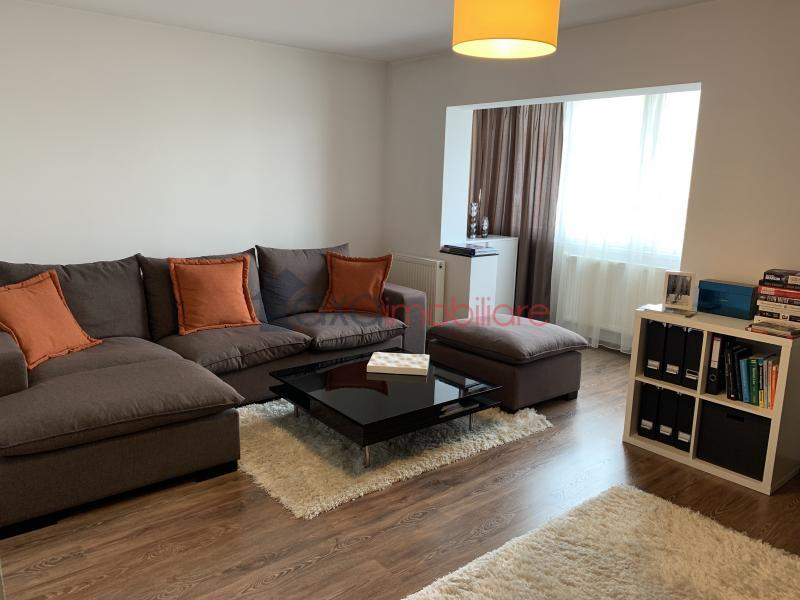 Apartment 2 rooms for  sell in Cluj Napoca, Zorilor ID 5100