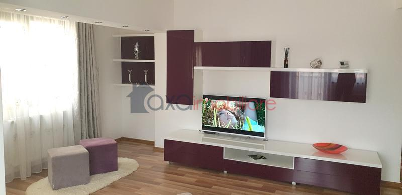 Apartment 2 rooms for  sell in Cluj Napoca, BACIU ID 5133