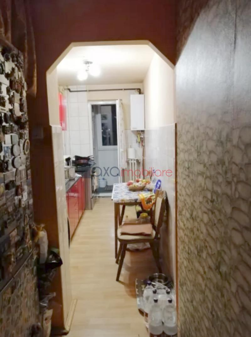 Apartment 2 rooms for  sell in Cluj-napoca, Manastur ID 5524