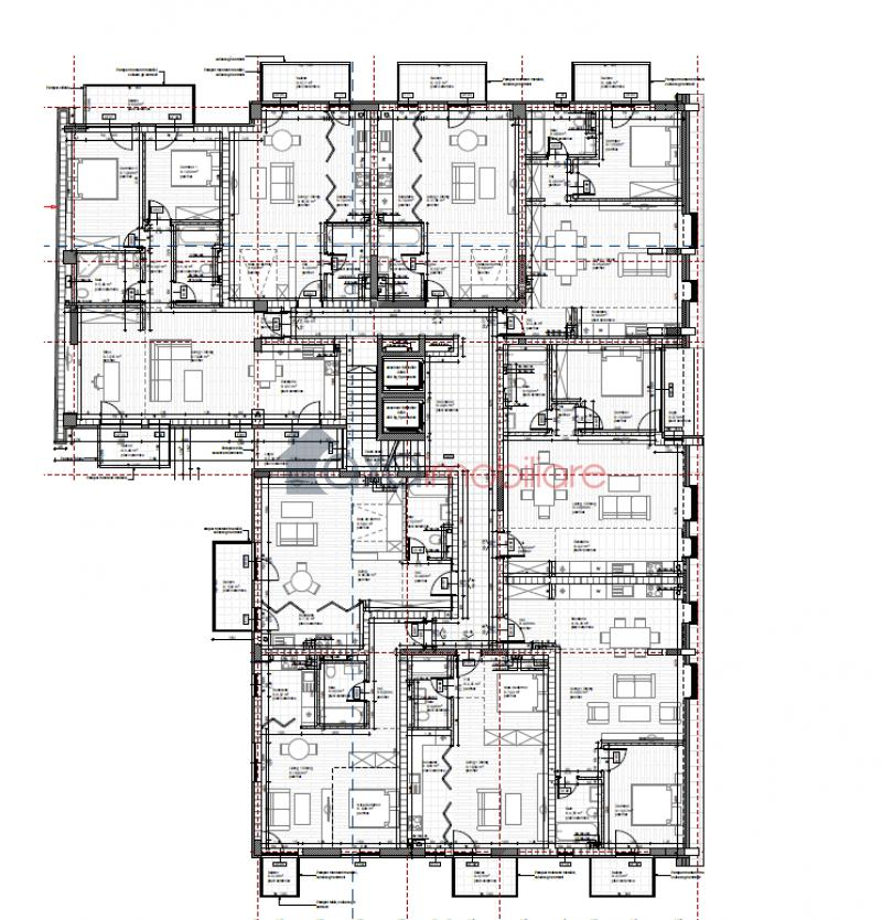 Apartment 2 rooms for  sell in Cluj Napoca, Dambul Rotund ID 5639