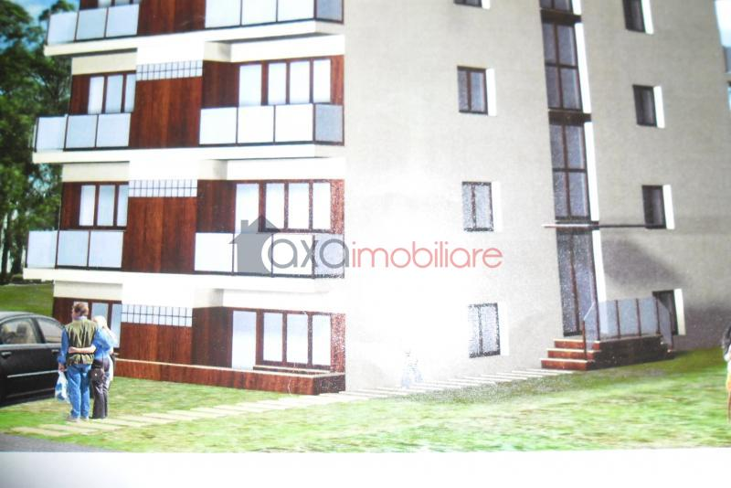 Apartment 3 rooms for  sell in Cluj-napoca, Manastur ID 939