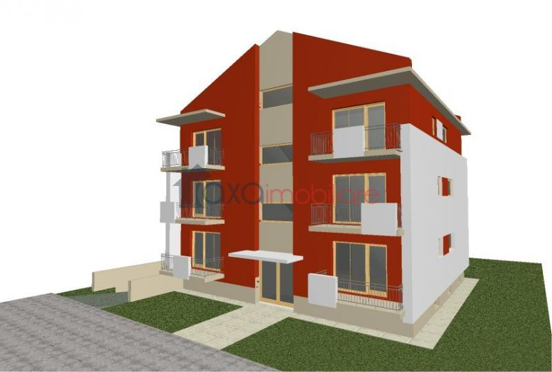 Apartment 3 rooms for  sell in Cluj-napoca, Manastur ID 2171