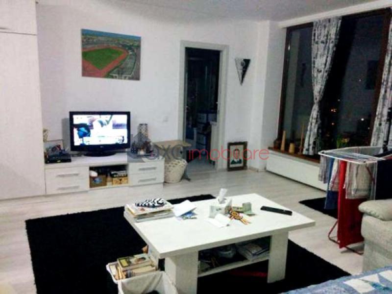 Apartament 1 camere de  vanzare in Cluj Napoca, Plopilor