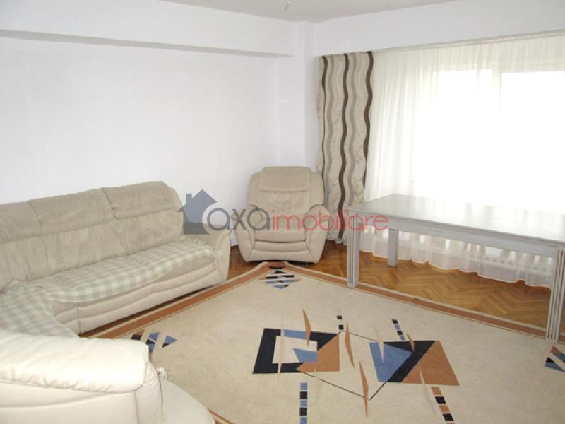 Apartament 3 camere de  inchiriat in Cluj Napoca, Zorilor