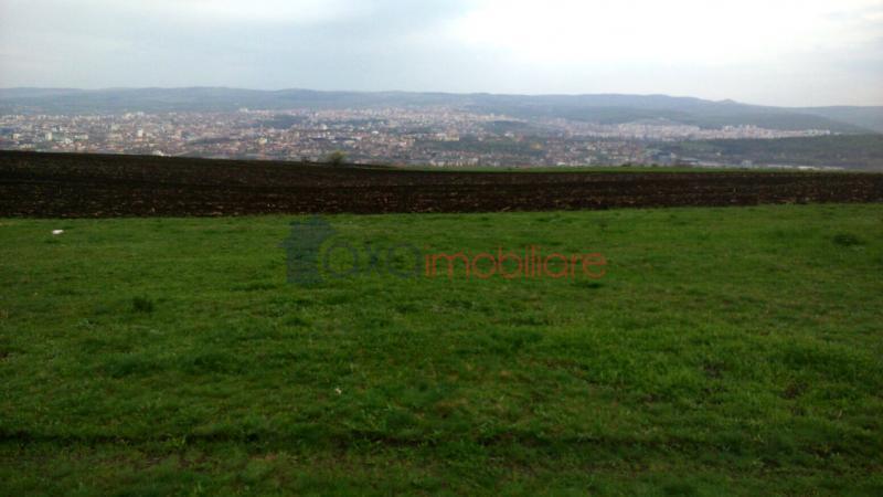 Teren de  vanzare in Cluj Napoca, Dambul Rotund