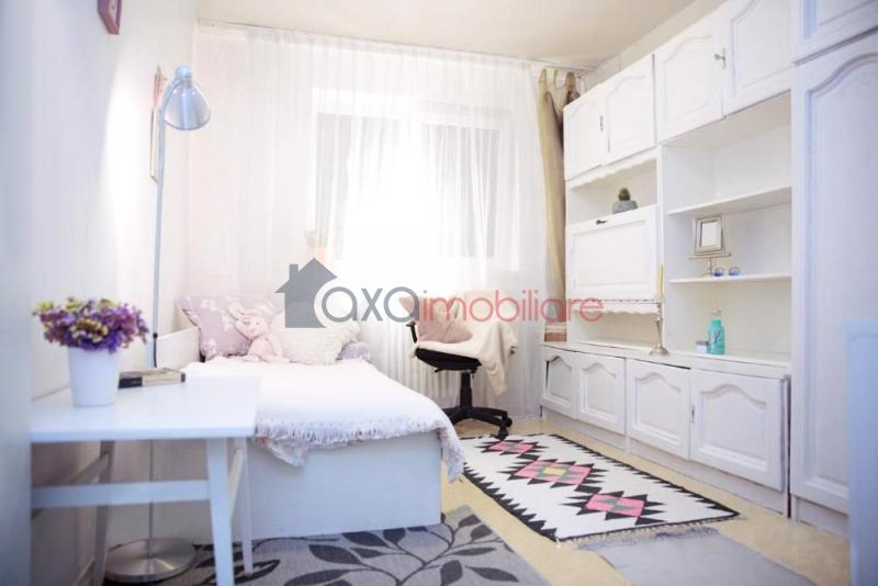 Apartament 3 camere de  vanzare in Cluj Napoca, Manastur