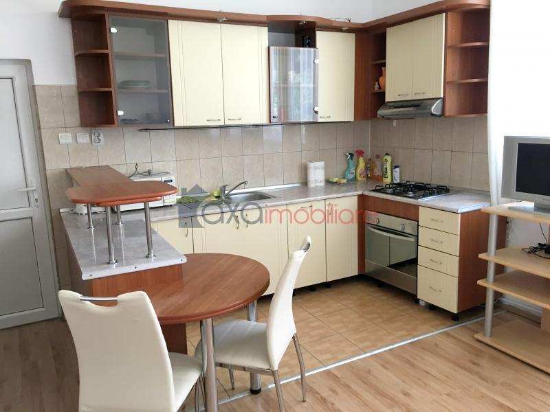 Apartment 2 rooms for rent in Cluj Napoca, ward Centru