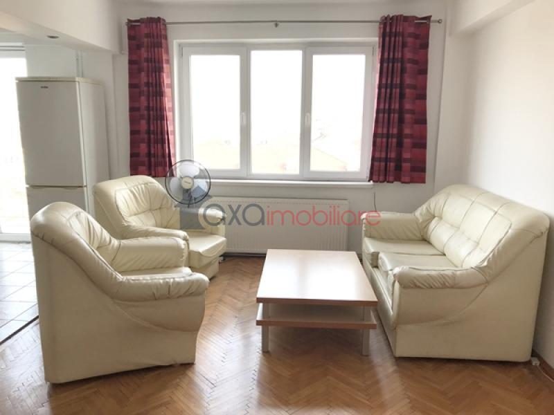Apartment 3 rooms for rent in Cluj Napoca, ward Ultracentral