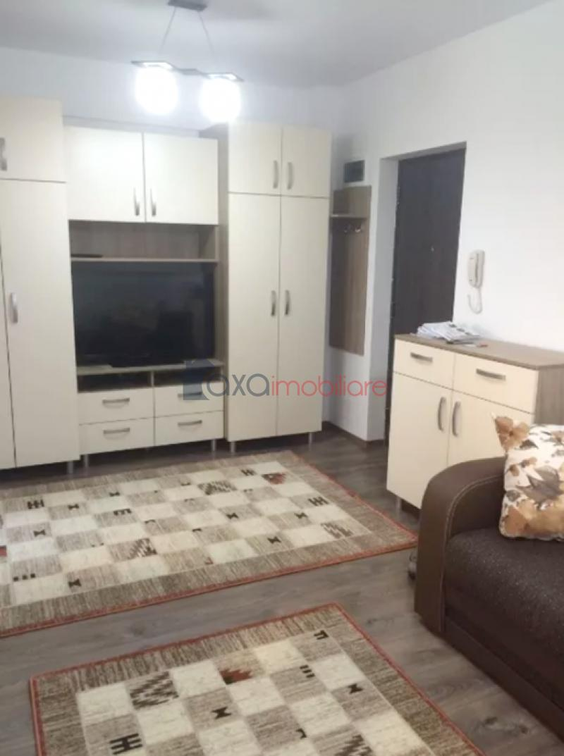 Apartment 2 rooms for rent in Cluj Napoca, ward Plopilor