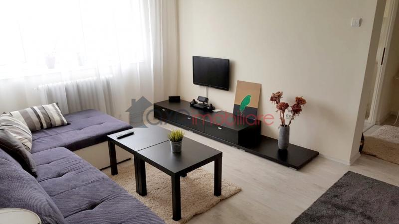 Apartment 2 rooms for rent in Cluj-napoca, ward Gheorgheni