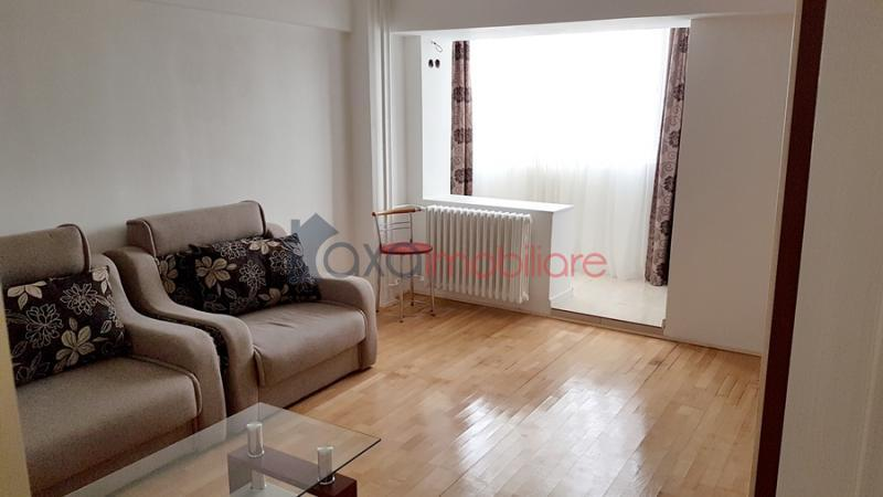 Apartment 1 rooms for rent in Cluj-napoca, ward Marasti