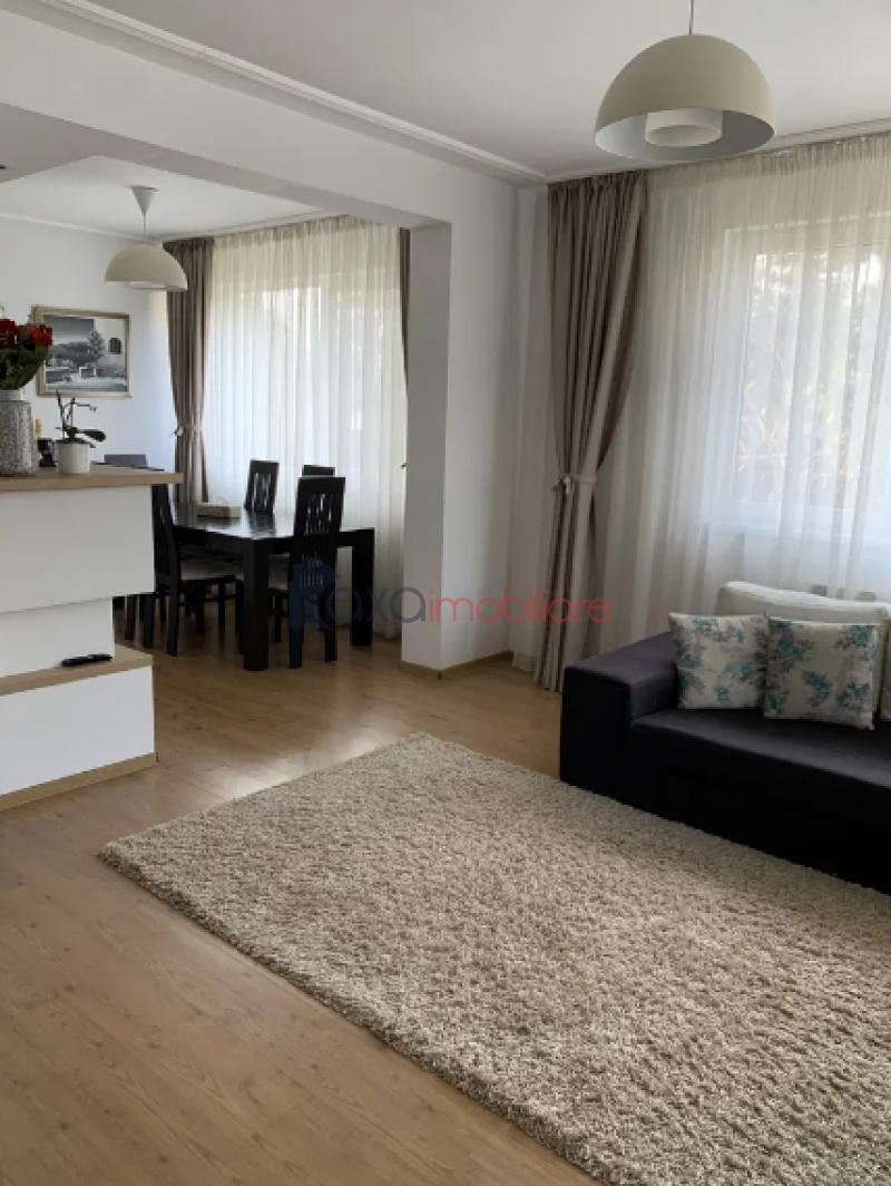 House 4 rooms for sell in Floresti